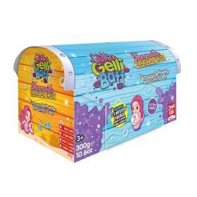 لعبة صندوق الحورية الأرجواني Glibbi-Zimpli Kids - Mermaid Treasure Box Purple