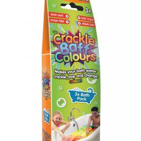 لعبة المفرقعات السحرية Glibbi-Zimpli Kids - Crackle Baff Colors