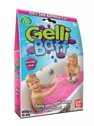 لعبة جيلي باف وردي 300 جرام glibbi-Zimpli kids - Gelli Baff