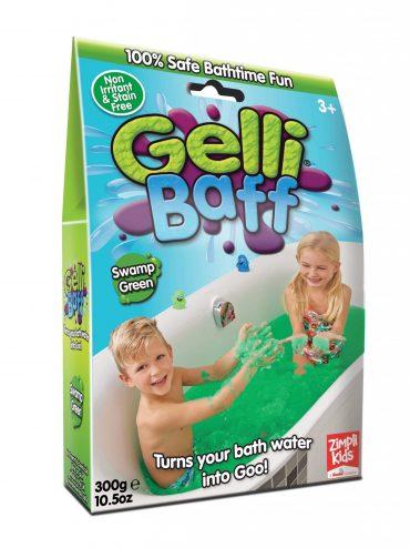 لعبة جيلي باف أخضر 300 جرام glibbi-Zimpli kids - Gelli Baff