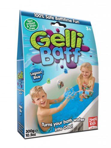 لعبة جيلي باف أزرق 300 جرام glibbi-Zimpli kids - Gelli Baff