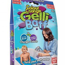 لعبة جيلي باف أزرق 300 جرام glibbi-Zimpli kids - Colour Change Ballistic