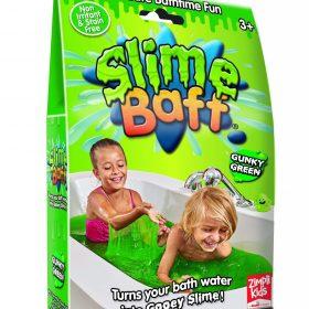 لعبة جنكي باف أخضر 150 جرام glibbi-Zimpli kids - Slime Baff Gunky