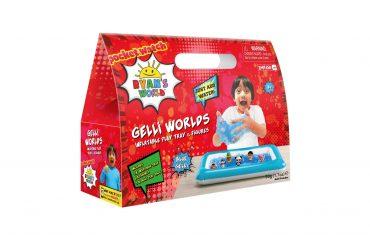 لعبة عالم راين جيلي glibbi-Zimpli kids - Ryan's World Gelli Worlds
