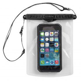 كيس محكم الإغلاق للهواتف المحمولة والاكسسوارات من GOBAG - أسود