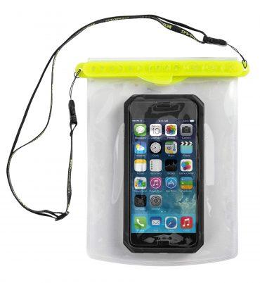 كيس محكم الإغلاق للهواتف المحمولة والاكسسوارات من GOBAG - أصفر