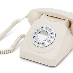 هاتف أرضي 746 Push-Button GPO - عاجي