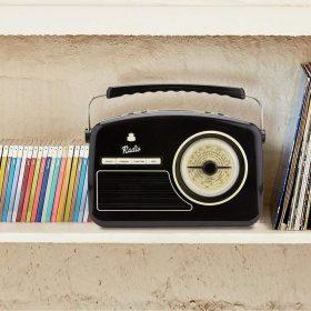راديو رايدل فور باند بالون الاسود من جي بي او