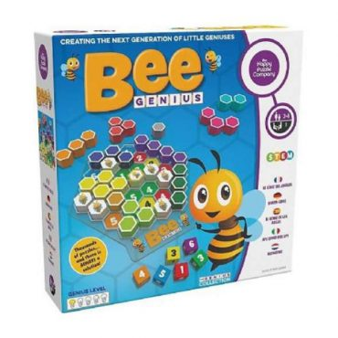 لعبة لغز النحلة Happy Puzzle - BEE GENIUS