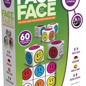 لعبة ألغاز الوجه Happy Puzzle - FACE TO FACE