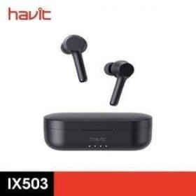 سماعة الأذن اللاسلكية Havit i92 TWS Bluetooth Earphone– أسود