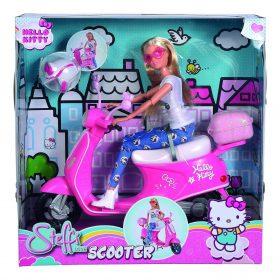 لعبة سكوتر هلو كيتي SIMBA - HK SL Scooter