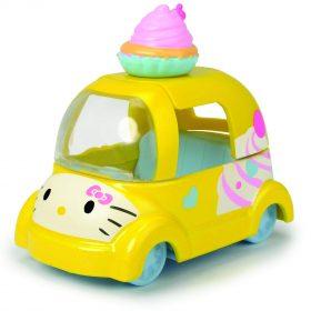 لعبة مركبة هلو كيتي JADA - Hello Kitty Cupcake + Melody Strawberry