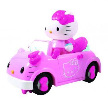 لعبة مركبة هيلو كيتيخع JADA - Hello Kitty Vehicle