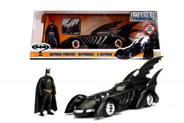 لعبة سيارة بات مان، أسود JADA - Batman 1995