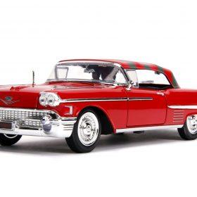 لعبة سيارة JADA -1958 Cadillac Series