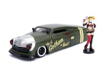 لعبة سيارة JADA - Comics Bombshells 1951