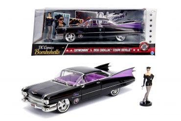لعبة سيارة JADA - Comics Bombshells 1959