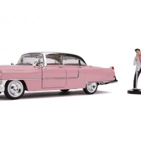 لعبة سيارة JADA - 1955 Cadillac Fleetwo