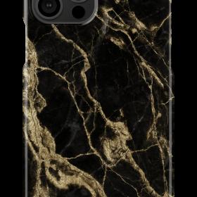 كفر iDeal of Sweden - MARBLE Apple iPhone 12 Pro Case - Golden Smoke Marble