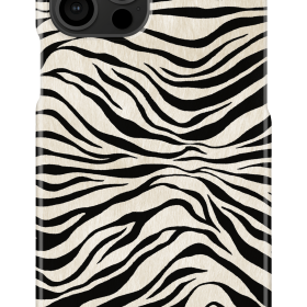 كفر iDeal of Sweden - ZAFARI Apple iPhone 12 Pro Case - Zafari Zebra