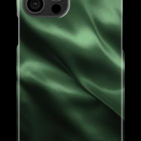 كفر iDeal of Sweden - SATIN Apple iPhone 12 Pro Case - Emerald Satin