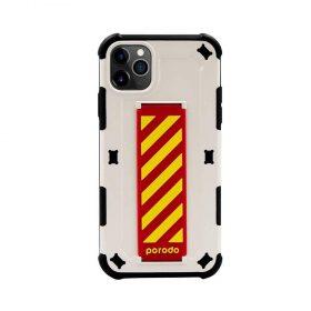 كفر iPhone 11 Pro Max من بورودو - أبيض