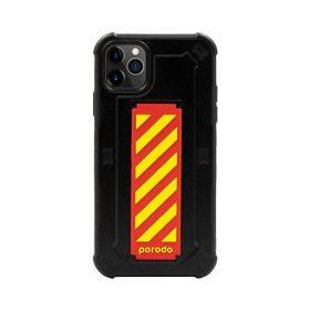 كفر iPhone 11 Pro Max من بورودو - أسود