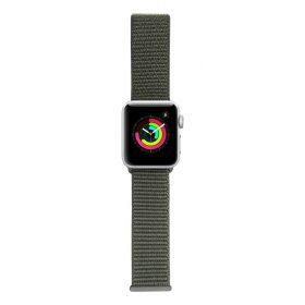 حزام ساعة آبل 42/44 ملم من Porodo - أخضر غامق
