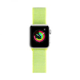 حزام ساعة آبل 42/44 ملم من Porodo -  أخضر