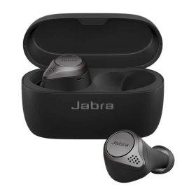 سماعات Earbuds لاسلكية من Jabra - أسود
