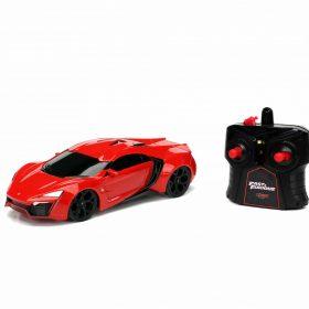 لعبة سيارة Jada - Fast & Furious RC Lykan Hypersport 1:16