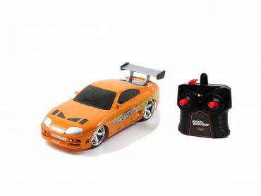 لعبة سيارة Jada - Fast & Furious RC Brian's Toyota 1:16