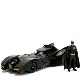 لعبة سيارة Jada - Batman 1989 Batmobile 1:24