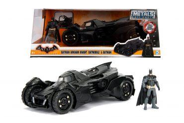 لعبة سيارة Jada - Batman Arkham Knight Batmobile 1:24