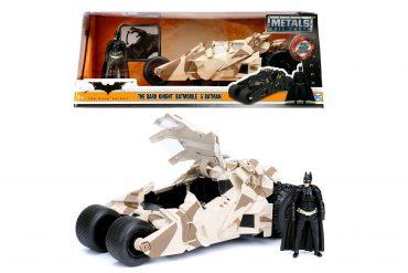 لعبة سيارة Jada - Batman Tumbler Batmobile Camo 1:24