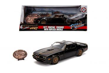 لعبة سيارة Jada - Smokey&Bandit 1977 Pontiac Firebird 1:24