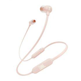 سماعات رأس لاسلكية  t110 من jbl - وردي