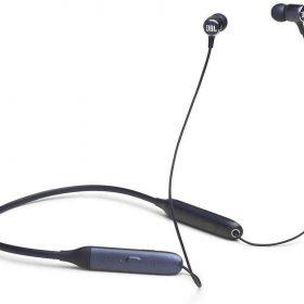 سماعات رأس حول الرقبة JBL Live 220BT In-Ear Neckband Wireless Headphone - Blue