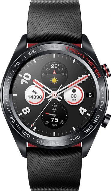 ساعة ماجيك الذكية (أسود) -هونر