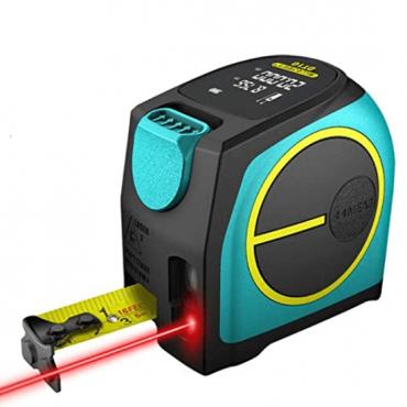 متر بالليزر MiLESEEY Laser Tape Measure