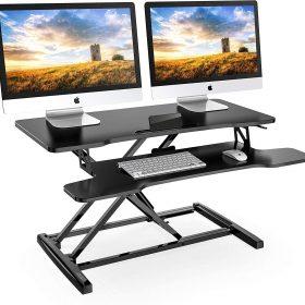 مكتب FITUEYES Standing Desk 80cm Wide Tabletop