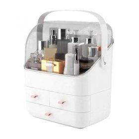 بوكس تنظيم المكياج Cosmetic Storage Box Makeup Organizer Drawer Large Capacity Jewelry