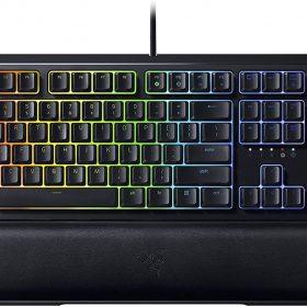 لوحة مفاتيح الألعاب Razer Ornata Chroma- أسود