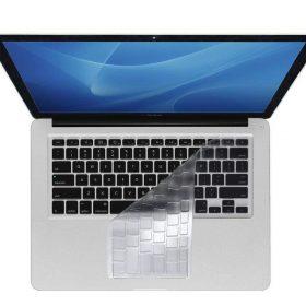 كفر لوحة مفاتيح KB Covers - Keyboard Cover for MacBook Air 2018 - شفاف