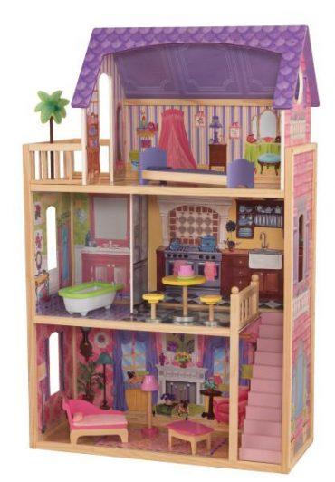 لعبة بيت الدمى KidKraft - Kayla Dollhouse