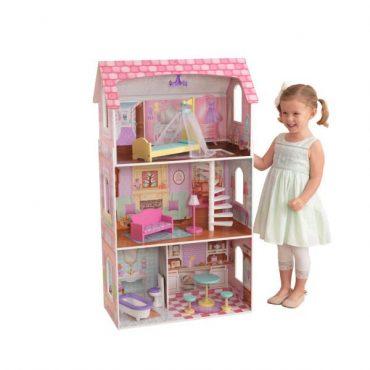 لعبة بيت الدمى KidKraft - Penelope Dollhouse