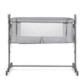 Kinderkraft سرير أطفال Baby cot NESTE gray