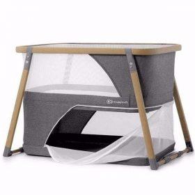 Kinderkraft سرير السفر with playpen function SOFI gray