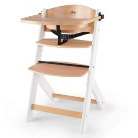 Kinderkraft High chair ENOCK white